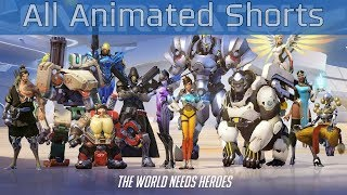 Overwatch - All Animated Shorts Full Movie 2018 [HD 1080P]
