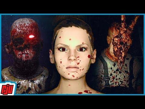 Walls Closing In | Indie Horror Game | PC Gameplay Walkthrough
