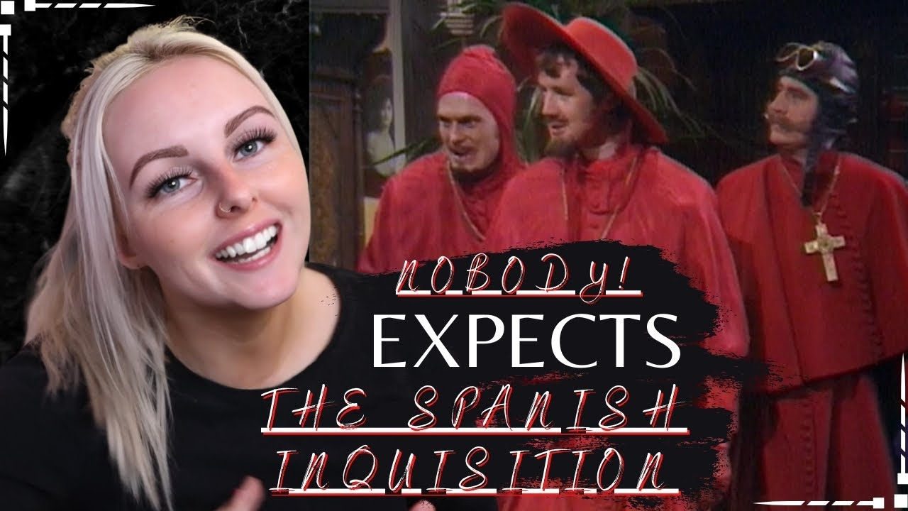 Download THE SPANISH INQUISITION (MONTY PYTHON) | *FIRST TIME WATCHING* | REACTION