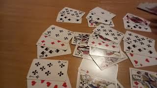 ♣КРЕСТОВАЯ ДАМА, ближайшее будущее, гадание онлайн на игральных картах, цыганский расклад
