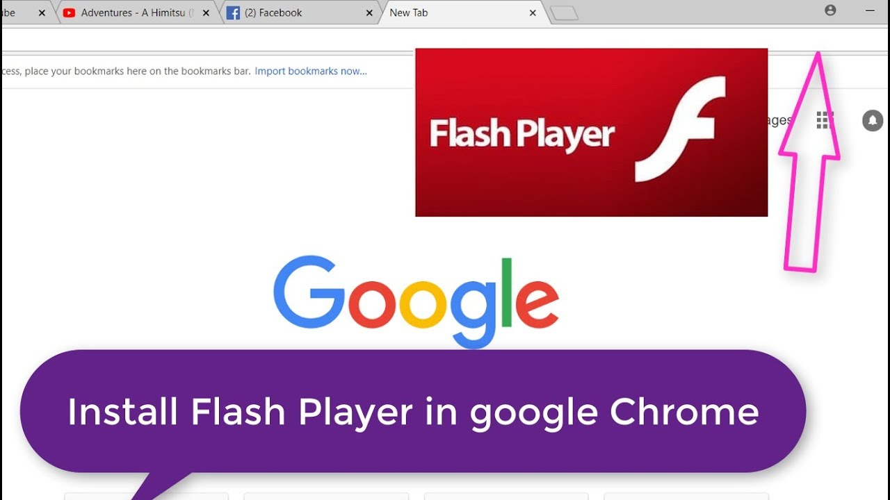Chrome Flash ZulaГџen