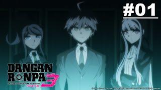 Danganronpa 3: The End of Hope's Peak High School – Future Arc - Episode 01 [English Sub]