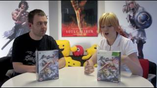 Soulcalibur V - X360 / PS3 - Collector Edition Unboxing