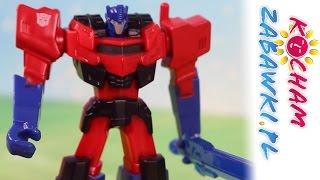 Pojedynek Transformersów - Happy Meal & Transformers & Doh-Vinci - Bajki dla dzieci