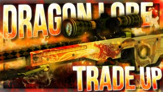 CS:GO 3X AWP DRAGON LORE TRADE UP