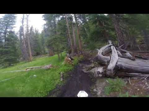 Idaho Dirt Bike Trail Riding - Boys Trip August 2017