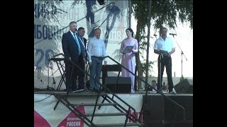 Село Коптево на один день превратилось в культурную столицу