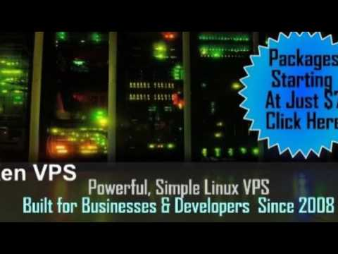 Xen VPS - Powerful, Simple Linux VPS Built for Businesses & Developers Since 2008