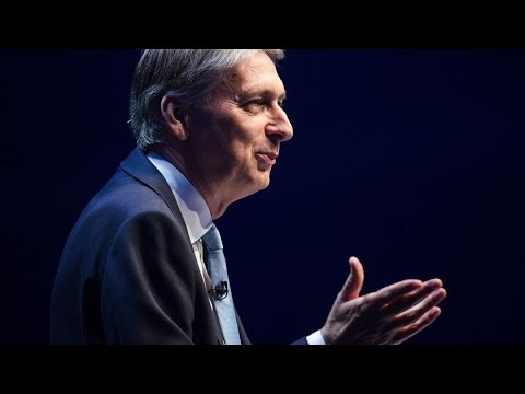 Philip Hammond Delivers Britain