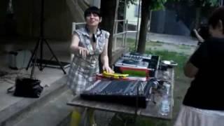 Dj AlienSlut @ Titty Twister
