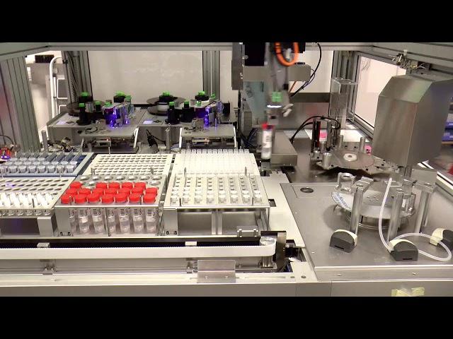 HTI X-TubeProzessor_Ultra - Probenvorbereitungsautomat - Sample preparation