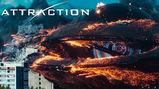 ATTRACTION || New Hollywood Tamil Dubbed Trailer 2 || Alien Suit VS AlienSci-Fi || 1080 HD