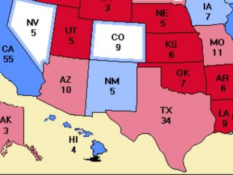 12 Senate seats that could go Democrat