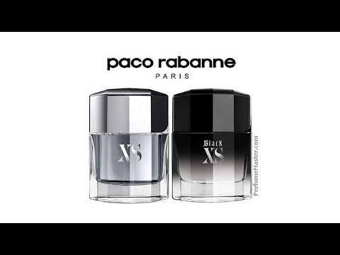 Paco Rabanne Excess Xs Black Xs New Perfumes 2018 Youtube