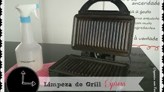 Limpeza do grill (ou sanduicheira) express Thumbnail