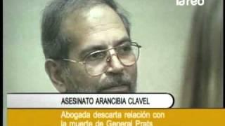 Descartan relación entre asesinato de Arancibia Clavel y el caso Prats