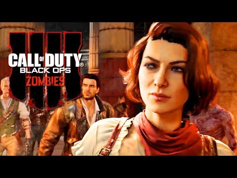 Call of Duty: Black Ops 4 Zombies — Official Ancient Evil DLC Trailer thumbnail