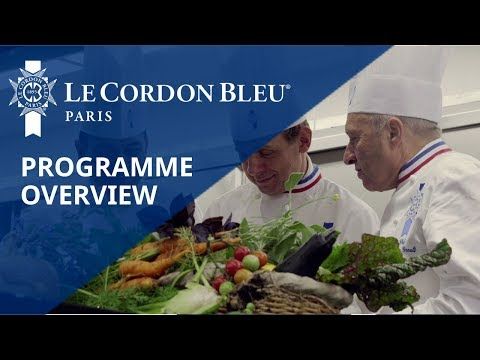 Culinary Arts Diplomas in Paris | Le Cordon Bleu Paris