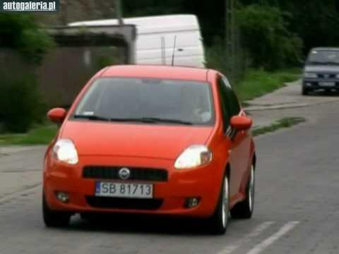 Fiat Grande Punto 1.9 MultiJet Sport - Superszybki maluch