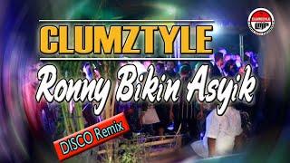 Clumztyle - Ronny Bikin Asyik__Disco ReMix 2021