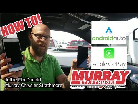 Android Auto and Apple Car Play tutorial