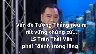 Thị trưởng Tạ Đức Trí được LS Trần Thái Văn bảo vệ  dự thẩm tư pháp