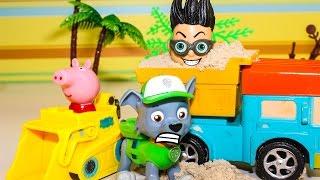 Щенячий патруль новая серия Развивающие мультики Свинка Пеппа Игрушки Герои в масках Мультфильмы