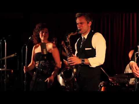 Svetlana & The Delancey Five - Live At Zinc Bar - Sometimes I'm Happy