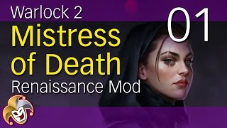 Warlock 2 ~ Mistress of Death ~ 01 The Undead