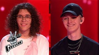 "Arseny Kurchanin, Maxim Subachev. ""Old Town Road"" - Battles - The Voice Russia - Season 8"