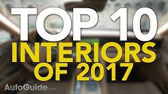 10 Best Car Interiors: Honda, Subaru, Mini and Buick Surprise!