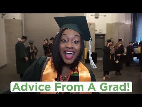 Highline College Graduates Advice To New Thunderbirds