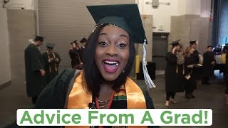 Highline College Graduates Advice To New Thunderbirds