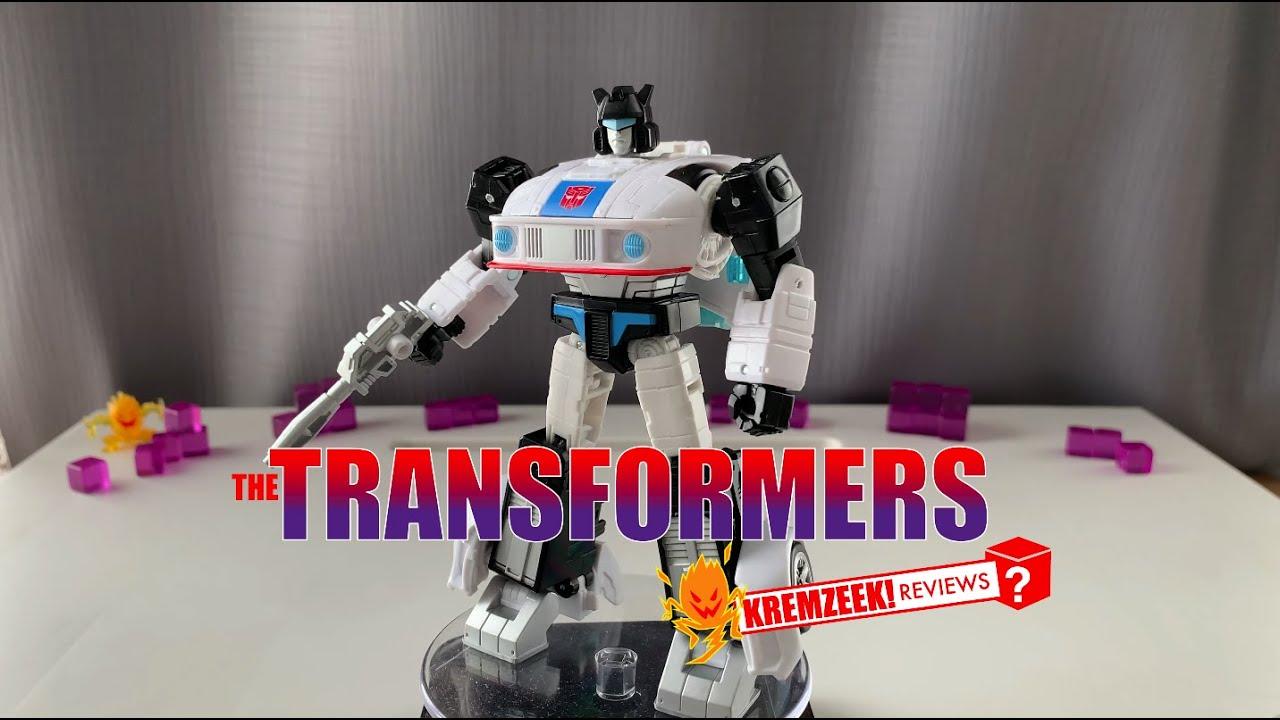 Transformers Movie Studio Series 86 Jazz Review by Kremzeek Reviews