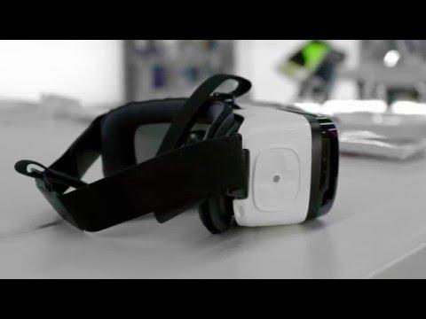 Очки виртуальной реальности Samsung Gear VR. Отзывы.
