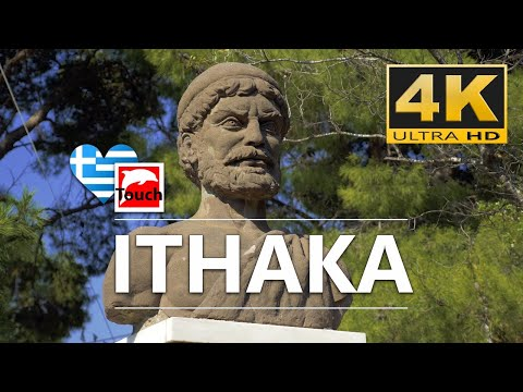 ITHACA (Ιθάκη), Greece ► Best Places To Visit In 32 Minutes 4K