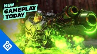 New Gameplay Today – Doom Eternal