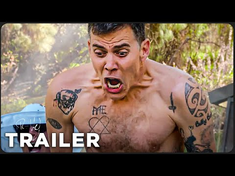 JACKASS FOREVER Trailer German Deutsch (2021)