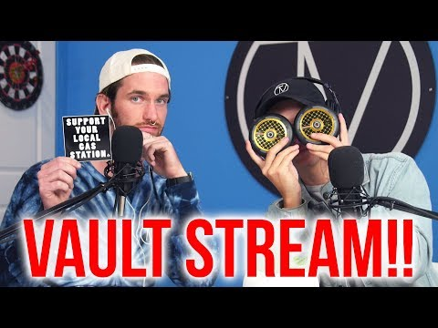 Gucci Wheels, New Vault Apparel, and the Coalition Contest?!... Live Q&A│ Vault Stream Ep. 22