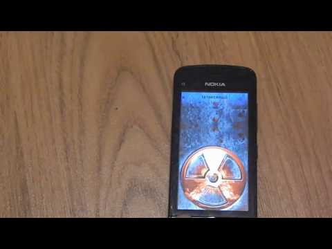 Nokia и Acer Crash test !
