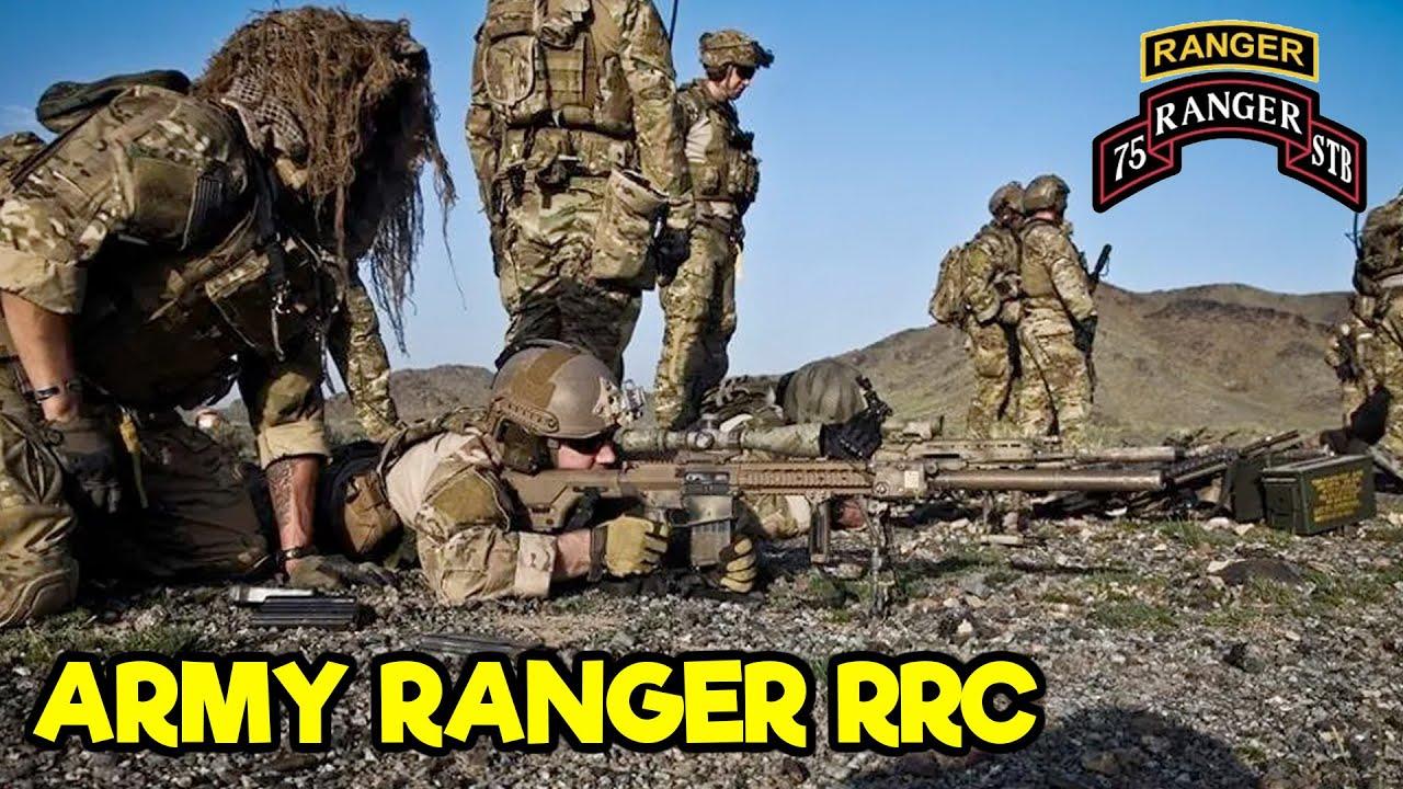 US ARMY RANGERS: REGIMENTAL RECONNAISSANCE COMPANY (2020)