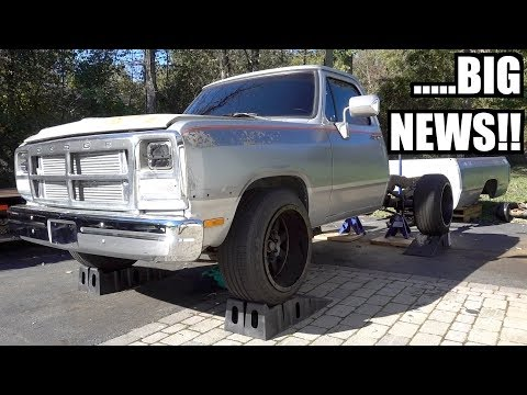 WILL CUMMINS PROJECT PAP SCRAP FIRST GEN 12V EVER SEE THE ROAD AGAIN!!!! *BIG NEWS AT END OF VIDEO*