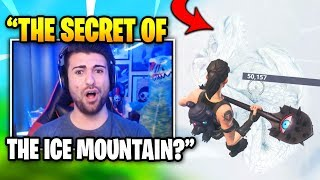 SypherPK Found THIS Inside The MELTING ICEBERG | Fortnite Daily Funny Moments Ep.298