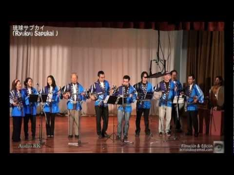 Ryukyu Sapukai - (10º Aniversario de Alternativa Nikkei) Shirahama Bushi v2