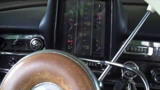 Mercedes 190 d starting