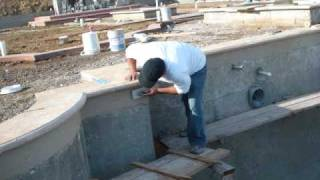 pool tile  -    ZAVALA POOLS- TILE 1 PART
