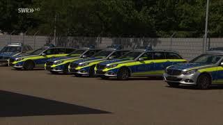 Rettungsgassen Streife   Die Autobahnpolizei kontrolliert