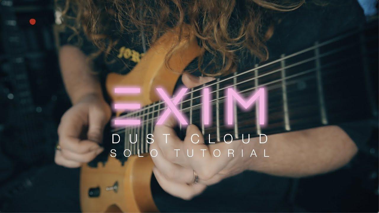 "Exist Immortal - ""Dust Cloud"" (Solo Instructional)"