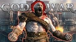 God of War Kratos Must Die Level 1 Challenge God vs Queen (GMGOW)