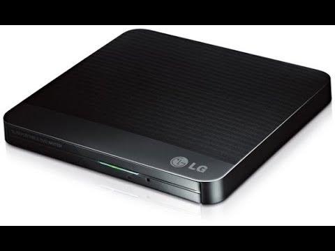 Unboxing: LG Slim Portable DVD Writer [Deutsch]